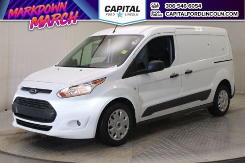 New 2018 Ford Transit Connect Van XLT FWD Mini-van, Cargo </br> Stock: T263