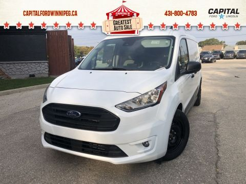 New 2020 Ford Transit Connect Van XLT