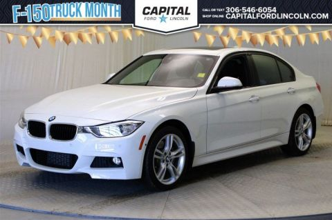 Pre-Owned 2015 BMW 3 Series 335i xDrive *Navigation-Back Up Camera-Push Button Start* AWD </br> Stock: T082A
