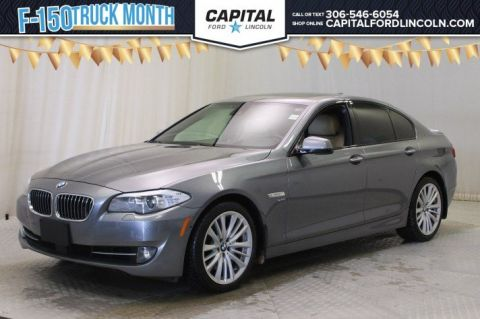 Pre-Owned 2011 BMW 5 Series 550i xDrive AWD </br> Stock: R078A
